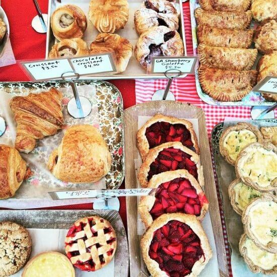 Delicious, Homestyle Crisp Pastry Recipe | Atlanta Blogger