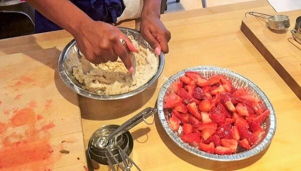 Delicious, Homestyle Crisp Pastry Recipe   Atlanta Blogger