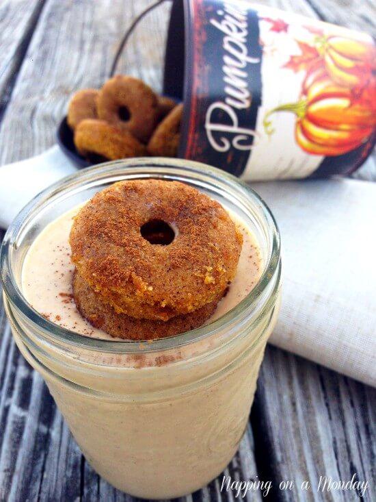 Sweet Pumpkin Spice Milkshake Recipe | Atlanta Blogger | Atlanta Blogger