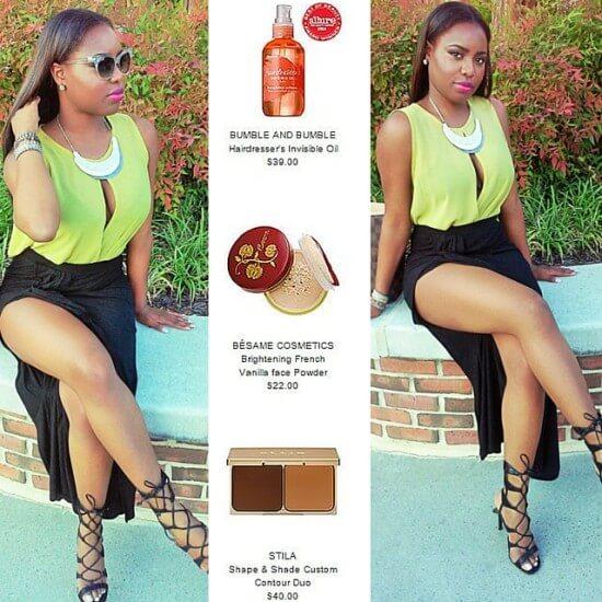 Sun-kissed the Summer Farewell | Atlanta Blogger