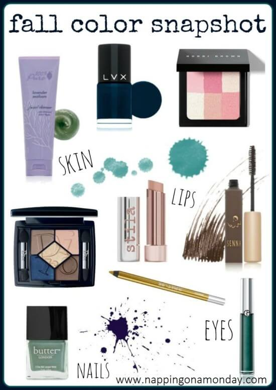 Fall 2015 Makeup Colors and Trends | Atlanta Blogger