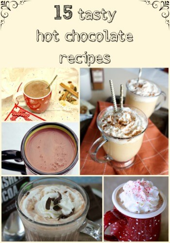 15 tasty hot chocolate recipes