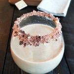 Andrew's Peppermint Chocolate Winter Cocktail | Atlanta Blogger