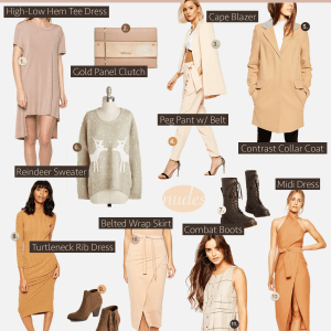 Style Listicle: Neutral Winter Colors