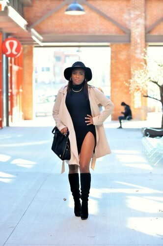 HOW I STYLE MY TRENCH COAT | Atlanta Blogger