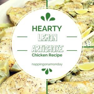 Artichokes and Lemon Chicken Recipe