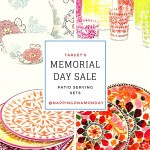 Red, White, Blue & BBQ Summer Sale