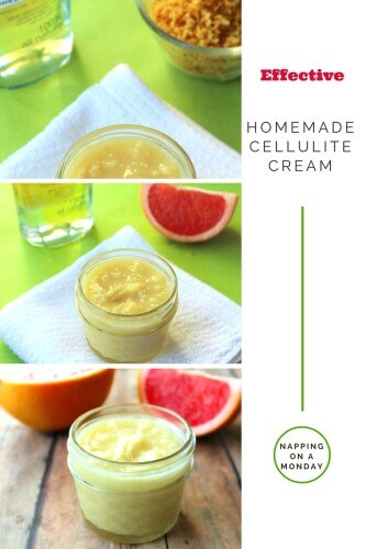 natural cellulite cream
