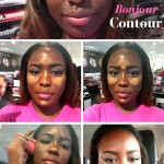 Contour Makeup for Dark Skin Women