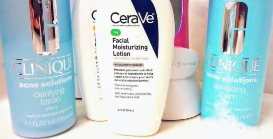 beauty brands cerve and clinique | atlanta blog | skincare | what's the best facial cleanser