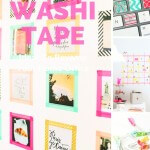 Washi Tape Ideas To Revamp Your Home Office