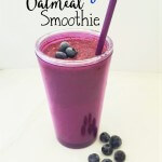 Yummy Blueberry Smoothie Recipe