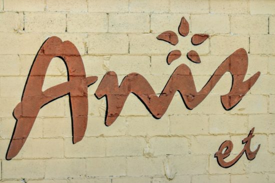 the best french restaurant | atlanta blogger | anis bistro
