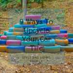 9 Ways To Upcycle Your Car Tire