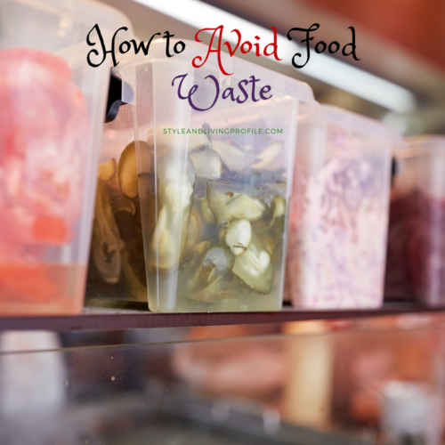 how to avoid food waste feature