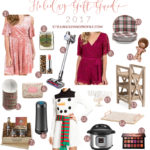 2017 Christmas Gift Guide for Her & the Home