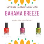 National Margarita Day with Bahama Breeze