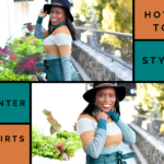 How to Style Winter Skirts