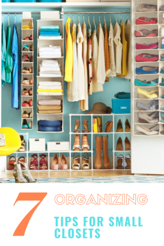 7 organizing tips for small closets_atlanta blogger