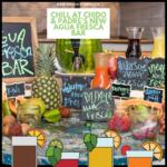 Chill at Chido & Padre's New Agua Fresca Bar