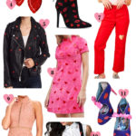 Queen of Hearts, Valentine's Day Fashions