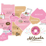 The Best Donuts around Atlanta