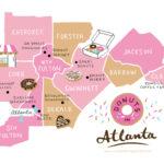 The Best Donuts around Atlanta